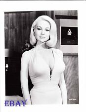 Joi Lansing busty sexy VINTAGE Photo circa 1965