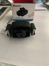 Micnova Tripartite Bracket Adapter for Canon Nikon Pentax DV Video Flash MQ-THA