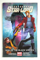 "Legendary Star-Lord ""Rise of the Black Vortex"" Vol. 2 TPB (2015) Marvel Comics"