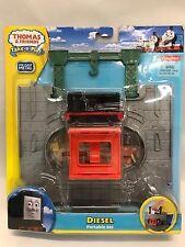 "Fisher-Price, Thomas & Friends, Take-n-Play, ""Diesel"" Portable Set"