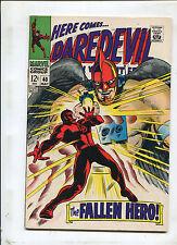 Daredevil #40 (7.0) The Fallen Hero! 1968