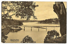 Lane Cove River, Sydney, NSW PPC, Unposted, By Swain & Co
