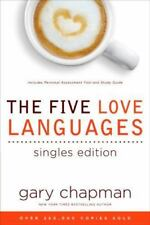 The Five Love Languages Singles Edition by Gary Chapman (2009, Paperback, New Edition)