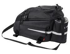 Vaude Fahrradtasche Silkroad L Gepäckträgertasche mit Klettbefestigung 11 Liter