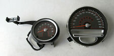 Genuine MINI Speedo & Rev Counter with Custom Dial Faces and Mount - R56 R55 R57