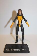"MARVEL UNIVERSE SERIES 2 KITTY PRIDE  3.75""  ACTION FIGURE 017 X-MEN SHADOWCAT"
