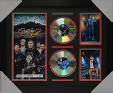 PARKWAY DRIVE MEMORABILIA SIGNED FRAMED LIMITED EDITION 2 CD 2016 #A