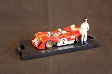 Brumm Ferrari 312 PB 1972 1:43 #2 Andretti (USA) / Ickx (BEL) 6h Daytona