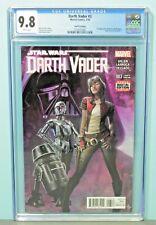 Marvel Star Wars Darth Vader #3 4th Print 1st Doctor Aphra CGC Graded 9.8 Key