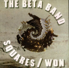 THE BETA BAND - Squares / Won - CD digipack - 2001