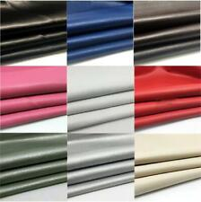 More details for pvc faux leather look soft pvc leathercloth fabric leatherette vinyl upholstery