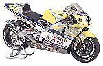 Tamiya 1/12 motorcycle series Nastro Azzurro NSR500