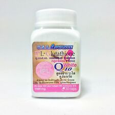 30 caps IPL GLUTATHIONE  1500 mg. COLLAGEN Q10 ADVANCE FORMULA FOR BEAUTY SKIN