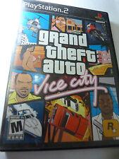 Grand Theft Auto Vice city  (Sony PlayStation 2, 2003)