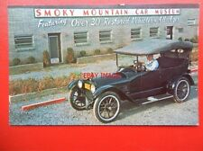 POSTCARD SMOKY MOUNTAIN CAR MUSEUM - 1916 HAYNES MODEL 34