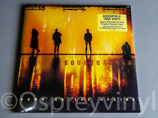 Soundgarden Down on the Upside Sealed Double LPwith download card and gatefold