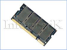 Mitsubishi Ram Memory 512MB SODIMM DDR1 266MHz PC2100S-2533-0-Z1 MH64D64AKQH-75