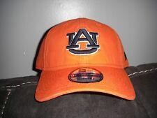 New Era 9Twenty Orange Auburn Tigers  NCAA Cap Hat Unisex  Football