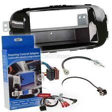 KIA âme CH à partir de 14 1-DIN radio de voiture Set d'installation brillant