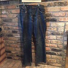 Toxic Women's Stonewashed Jeans with Flares- SZ 14