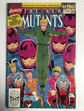 New Mutants Annual 6, 1st Shatterstar, (Marvel Movie 2019), 9.8 NM/M