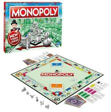 New Edition Monopoly Board Game - NEW TOKEN LINE UP!