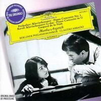 Prokofjew & Ravel - Klavier Cncs / Argerich Gor Neue CD