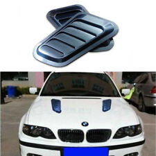 Car SUV Body Fender Carbon fiber Air Flow Intake Vent Bonnet Decorative Sticker