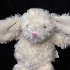 Jellycat Stargazer Bunny Rabbit Plush Soft Toy Cream Pink Nose Stuffed Animal 5""