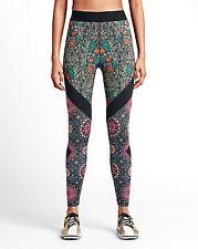 Nike NikeLab x Riccardo Tisci Floral Printed Tights/ Women's Size XL