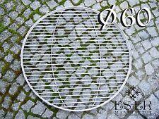 Edelstahl Grillrost für Schwenkgrill - rund 60 cm - Handwerk und Qualität