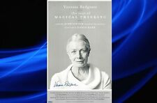THE YEAR OF MAGICAL THINKING Signed Broadway Poster Vanessa Redgrave