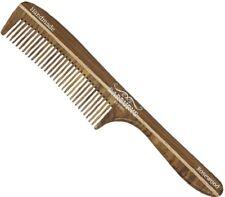 Barburys 05 Large Handmade Ladies Rake Comb Rosewood Hairdressing Cutting Comb