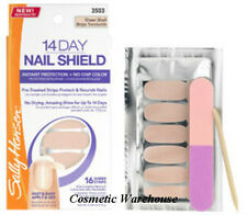 SALLY HANSEN 14 Day Nail Shield kit # SHEER SHELL BNIB RRP$19.95