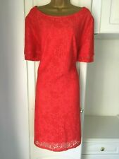 Dorothy perkins size uk 22 nwt lined lace stylish shift dress bust 48""
