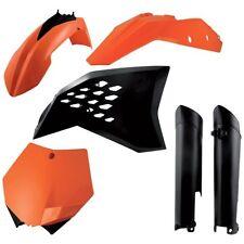 Acerbis Ktm EXC EXCF 125/200/250/350/450 08-11 OEM Completa Kit plástico