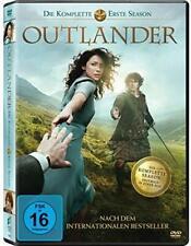 6 DVD-Box ° Outlander ° Staffel 1 komplett ° NEU & OVP