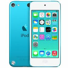 NEW Apple iPod Touch 16GB 5th Generation Blue MP3/MP4 Player - USA Free Shipp