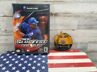 MLB: Slugfest 2003 (Nintendo GameCube) Tested, Authentic - Free Shipping!
