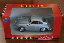 SCHUCO Junior Line Porsche 356c Grey 1/43 box