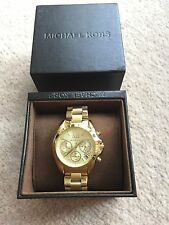 Michael Kors Women's Casual Wristwatches with Chronograph
