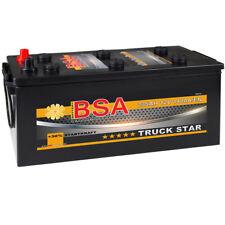 LKW Batterie 12V 235AH Starterbatterie statt 220AH 225AH 230AH MAN VOLVO SCANIA