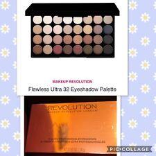 Makeup Revolution 32 Ultra Eye Shadows Flawless. NEW BOXED