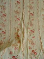 2 Stunning Antique Pretty French Country Cottage Florals panels