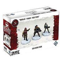 DUST - SSU - Hero Pack (Nikolai/Yakov/Red Yana) -=NEW=-