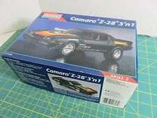 Monogram 1978 Chevy Camaro Z-28 3'n1 1/24 Scale Model Kit BUILT UP With Box 1995