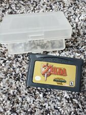 ZELDA - Four Swords (Gameboy Advance) Game Cartridge and Case