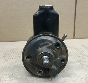 GM Chevrolet Power Steering Pump