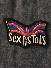 Hand crafted Sex Pistols Band Patch, sew on