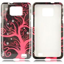 For AT&T Samsung Galaxy S II 2 HARD Protector Case Phone Cover Midnight Tree
